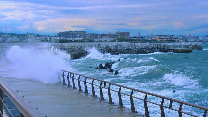台風12号を警戒。24日~25日東日本・北日本に接近