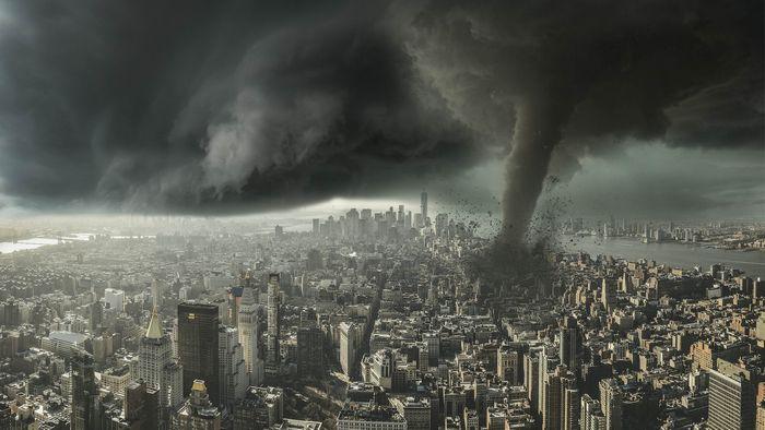 天候と季節の変化 - 竜巻は日本でも年に20回くらいは発生します
